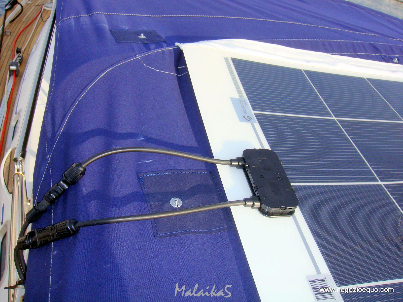 Schema Elettrico Caricabatteria Pannello Solare : Come installare un pannello solare flessibile negozio equo