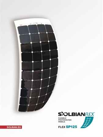 Picture for category Pannelli Solari Flessibili