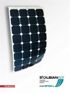 Immagine di Pannello solare flessibile 130W Solbian SP-130 (era SP-125)