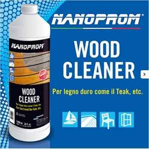Picture of Nanoprom Wood Cleaner per il Teak