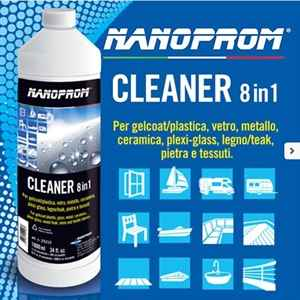Immagine di Cleaner 8 in 1