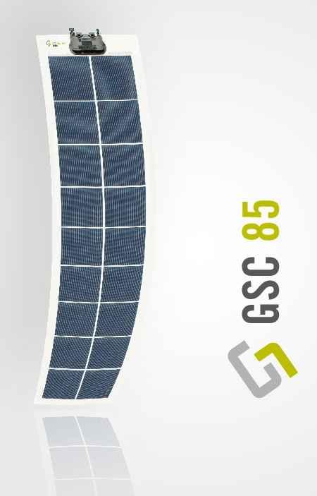 Pannello Solare Monocristallino O Policristallino : Pannello solare flessibile monocristallino w gioco