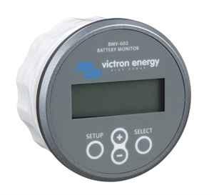 Immagine di Victron Precision Battery Monitor BMV-602S