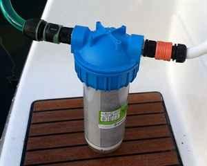 Immagine di Filtro Depurazione acqua dolce