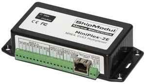 Immagine di Multiplexer ShipModul Miniplex-2E Ethernet NMEA SEATALK