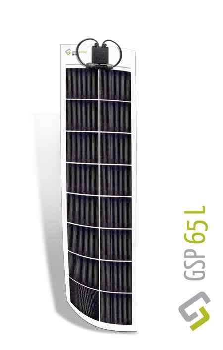 Pannello Solare Flessibile Nautico : Pannello solare flessibile policristallino w gioco