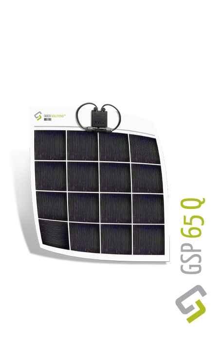Pannello Solare Fotovoltaico Flessibile : Pannello solare flessibile policristallino w gioco