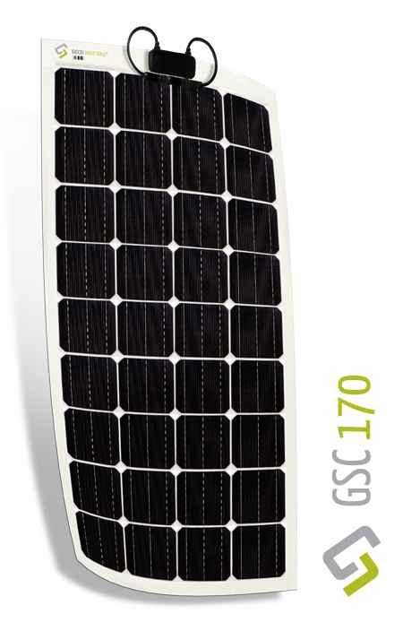 Pannello Solare Flessibile Kit : Kit pannello solare flessibile w monocristallino gioco