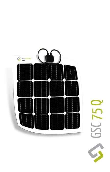 Pannello Solare Monocristallino O Policristallino : Kit pannello solare flessibile w monocristallino gioco