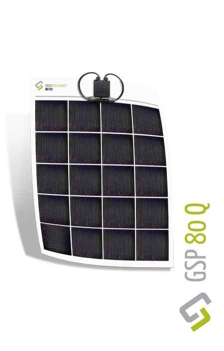 Pannello Solare Flessibile Nautico : Kit pannello solare flessibile w policristallino gioco