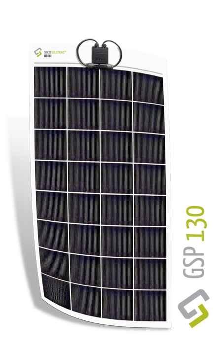 Fissaggio Pannello Solare Flessibile : Kit pannello solare flessibile w policristallino gioco