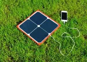 Picture of Solbian Energy Flyer - Pannello solare per ricarica USB