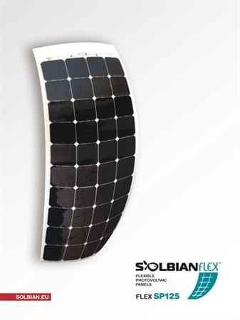 Immagine per la categoria Pannelli Solari Flessibili