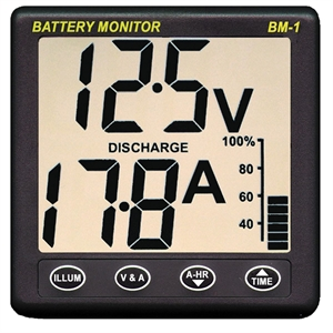 Immagine di Battery Monitor BM-1 12V