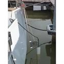 Immagine di Supporto per il montaggio dell'Idrogeneratore Hydro Charger SWI-TEC