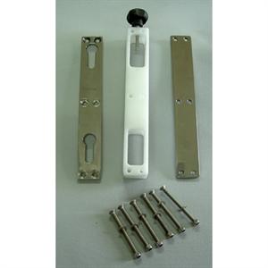 Picture of Supporto per il montaggio dell'Idrogeneratore Hydro Charger SWI-TEC Supporto specchio di poppa Hydro Charger SWI-TEC (Art. 7220)