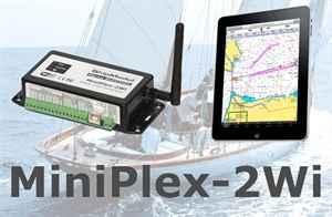 Immagine di Multiplexer ShipModul Miniplex-2Wi