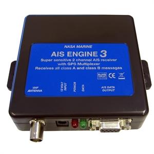 Immagine di Ricevitore AIS NASA - AIS Engine 3