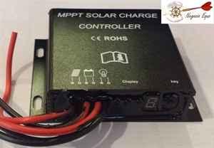 Immagine di Regolatore Solare di carica MPPT 10A