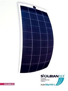 Immagine di Kit pannello solare flessibile 154W Solbian SXp154 (era SXp-145)