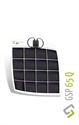 Immagine di Kit Pannello solare flessibile 65W Policristallino Gioco Solution GSP 65