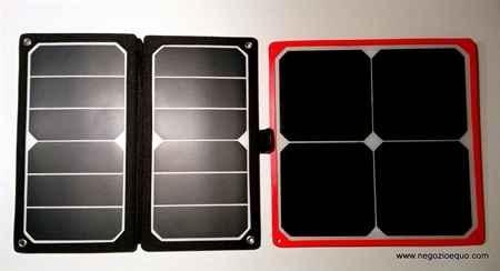 Immagine per la categoria Pannelli solari per la ricarica USB