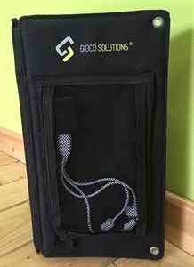 Immagine di Pannello solare per ricarica USB Gioco Solutions