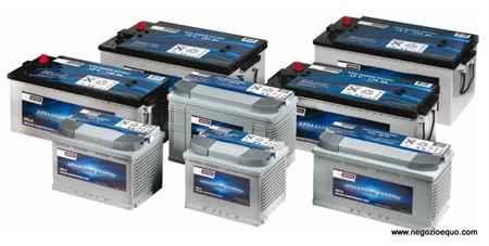 Immagine per la categoria Batterie Servizi AGM al Piombo-Acido