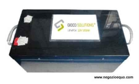 Immagine per la categoria Batterie Servizi al Litio