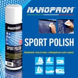 Picture of Sport Polish 2in1 per Gelcoat Confezione da 500 ml