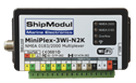 Immagine di Miniplex-3Wi-N2K Shipmodul Multiplexer