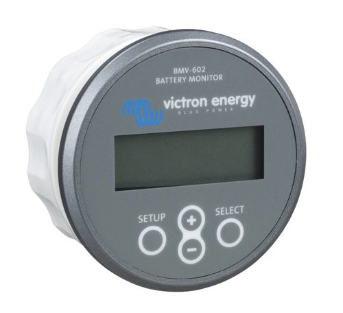 Picture of Victron Precision Battery Monitor BMV-602S