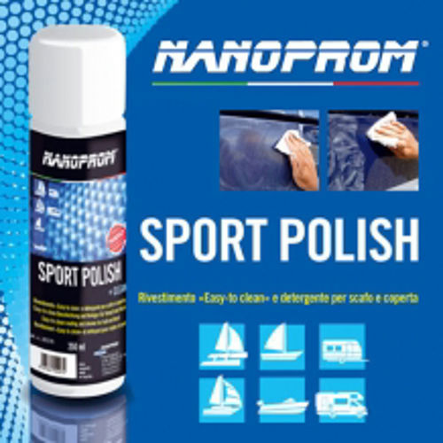 Picture of Sport Polish 2in1 per Gelcoat