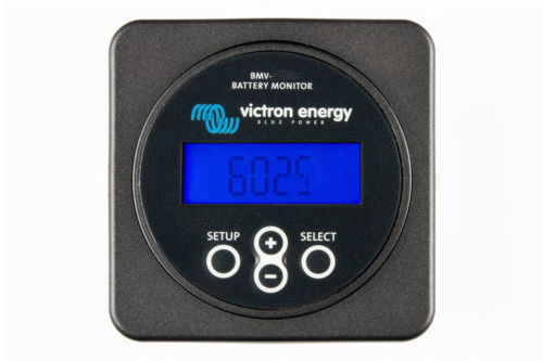Picture of Victron Precision Battery Monitor BMV-700 e BMV-702