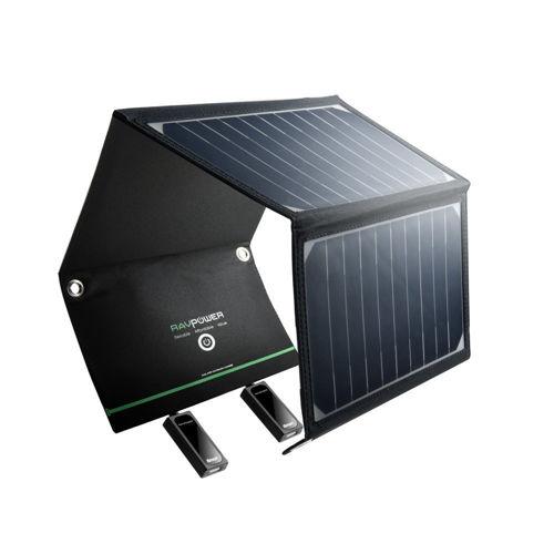 Picture of Pannello solare per ricarica USB 16 Watt