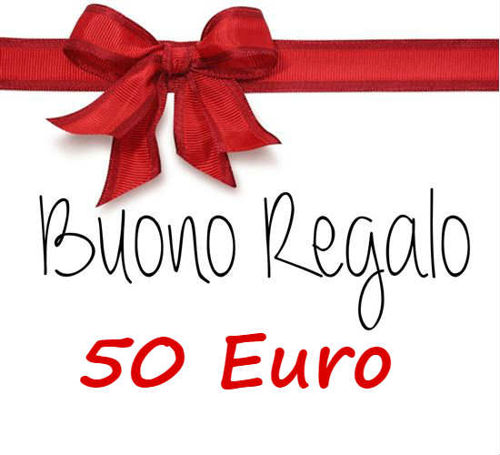 Picture of Buono regalo da 50 Euro