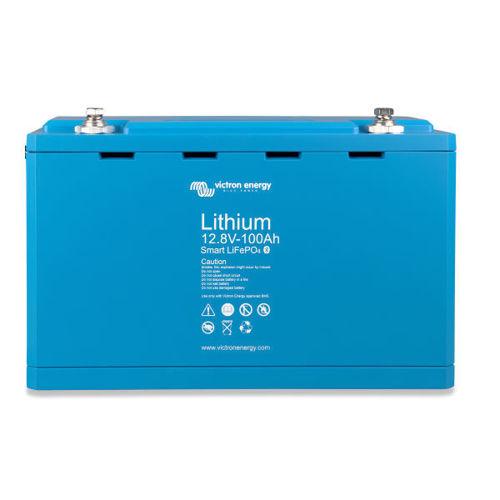 Batteria al Litio LiFePO4 Victron Energy Smart