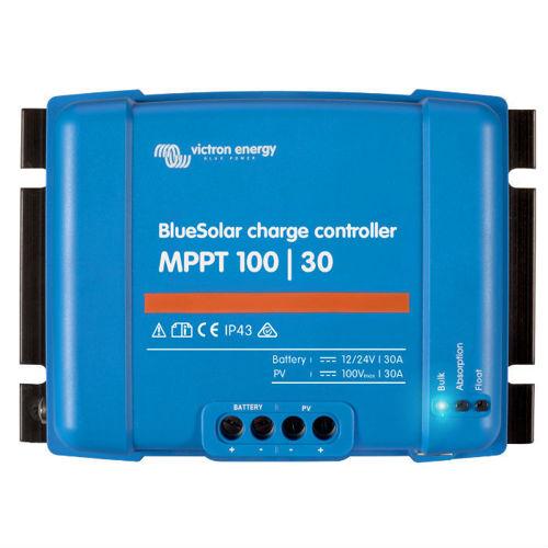 Regolatore di carica solare Victron Blue Solar 100/30 MPPT