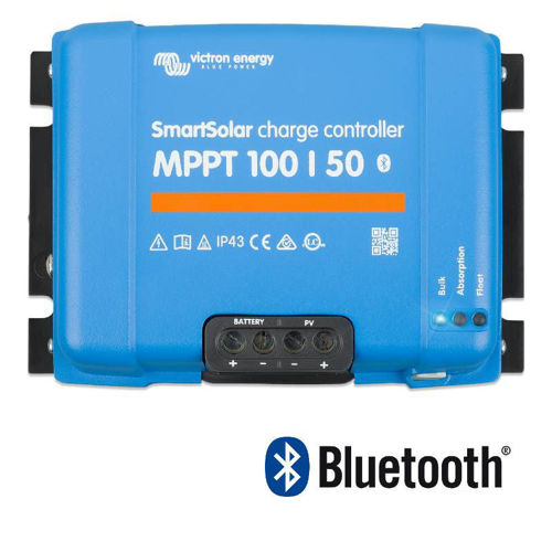 Victron Smart Solar 100/50 MPPT Bluetooth
