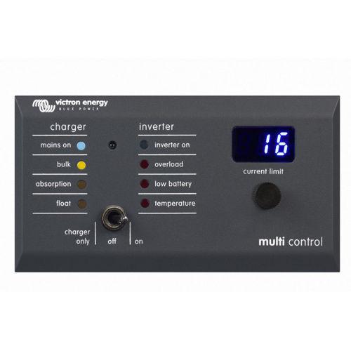 Picture of Victron Digital Multi Control GX Pannello di Controllo per Multiplus e Quattro