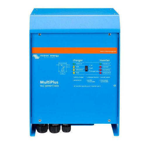 Victron MultiPlus Caricabatterie 12V 120A - Inverter 3000 VA