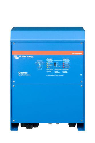Victron Quattro Caricabatterie 24V 200A - Inverter 8000 VA