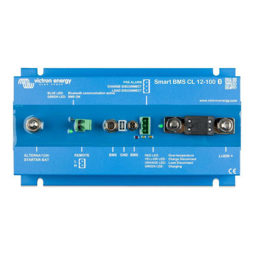 Victron Smart BMS CL 12-100 con Limitatore di Corrente