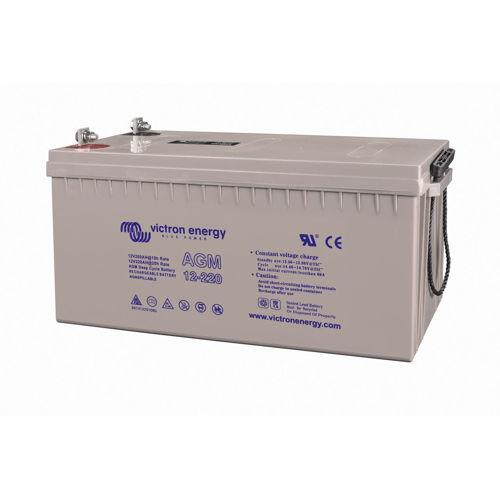 Batteria Victron AGM Deep Cycle 12V/220Ah