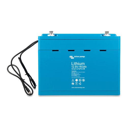 Batteria al Litio-Ferrofosfato LiFePO4 Victron Energy Smart 160 Ah
