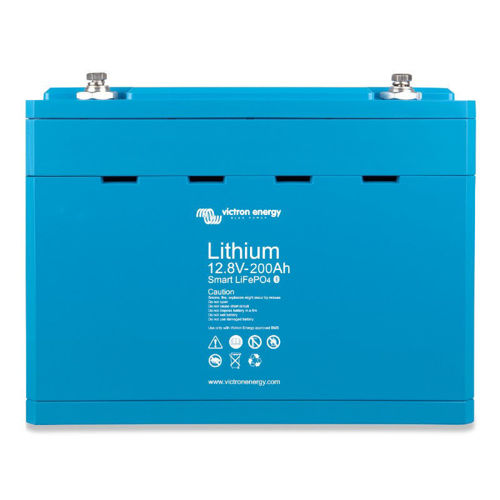 Batteria al Litio-Ferrofosfato LiFePO4 Victron Energy Smart
