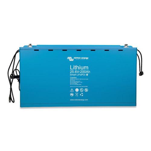 Batteria al Litio-Ferrofosfato LiFePO4 Victron Energy Smart