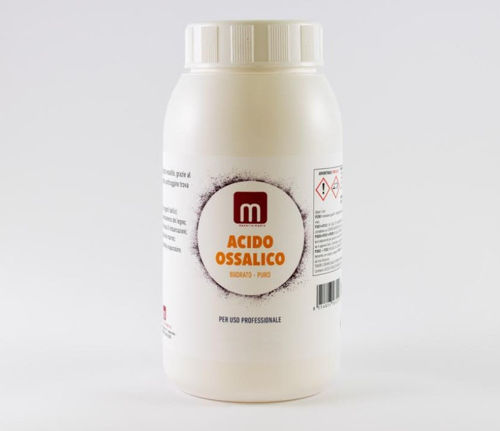 Acido ossalico in polvere